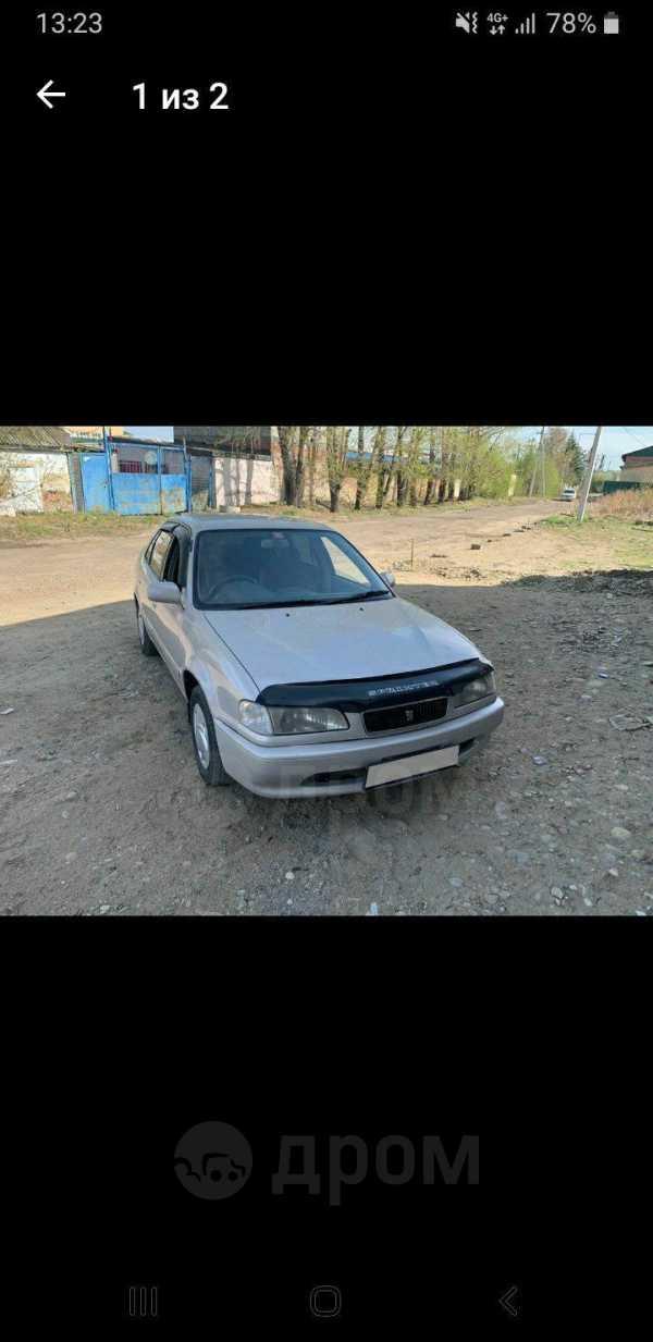 Toyota Sprinter, 1999 год, 222 000 руб.