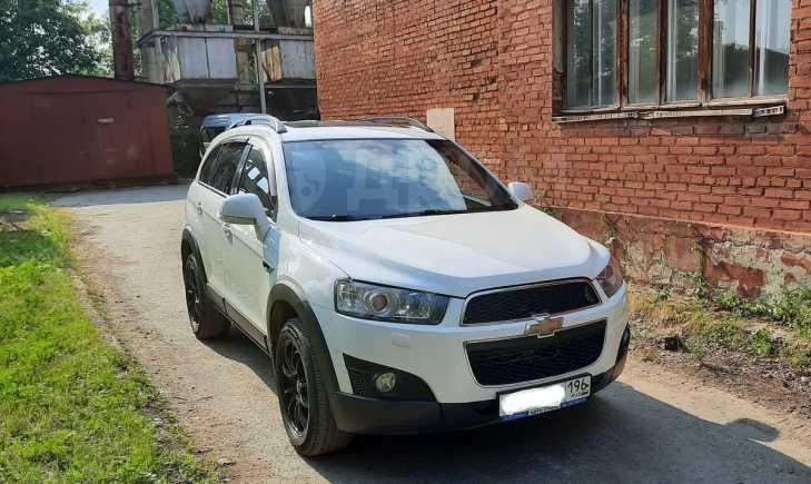 Chevrolet Captiva, 2012 год, 785 000 руб.