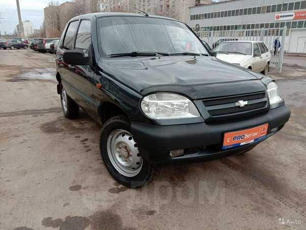 Chevrolet Niva, 2007 год, 179 999 руб.