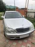 Mercedes-Benz S-Class, 1999 год, 300 000 руб.