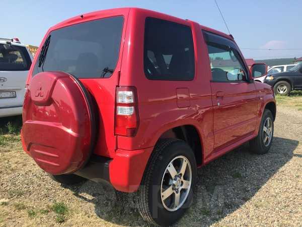 Mitsubishi Pajero Mini, 2009 год, 419 000 руб.