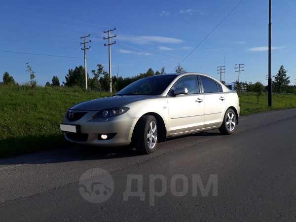 Mazda Mazda3, 2006 год, 330 000 руб.