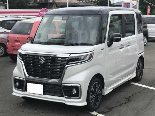 Suzuki Spacia, 2018 год, 585 000 руб.