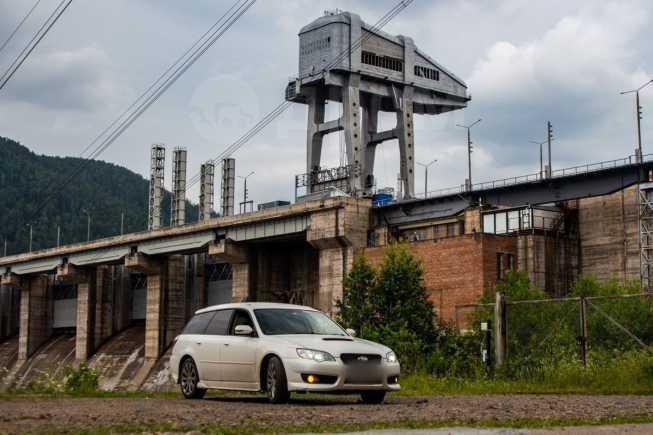 Subaru Legacy, 2007 год, 300 000 руб.