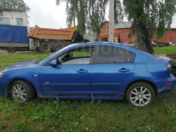 Mazda Mazda3, 2005 год, 260 000 руб.
