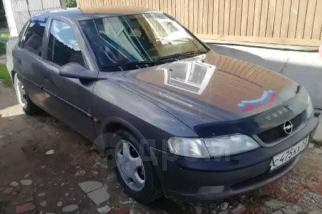 Opel Vectra, 1998 год, 92 000 руб.