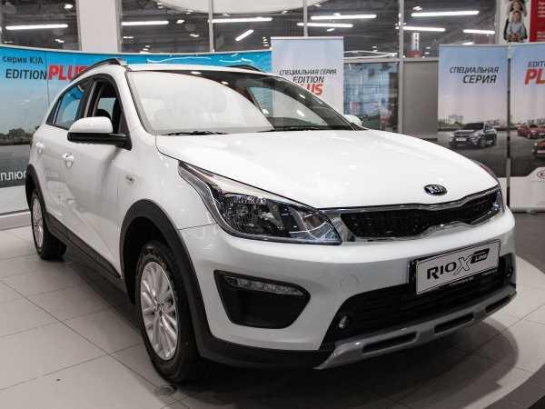 Kia Rio X-Line, 2020 год, 1 149 900 руб.