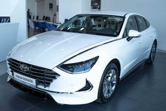 Hyundai Sonata, 2020 год, 1 849 000 руб.
