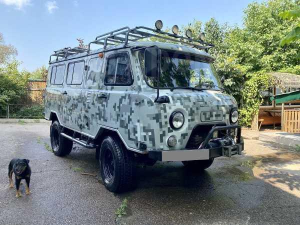 УАЗ Буханка, 2010 год, 670 000 руб.