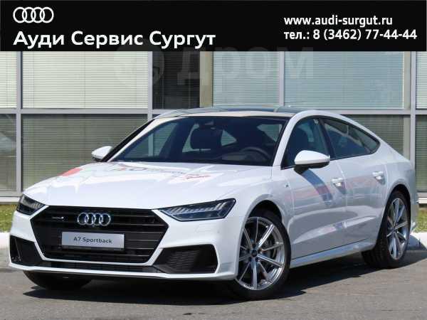 Audi A7, 2019 год, 5 757 000 руб.