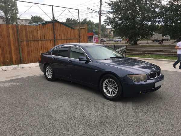 BMW 7-Series, 2003 год, 355 000 руб.