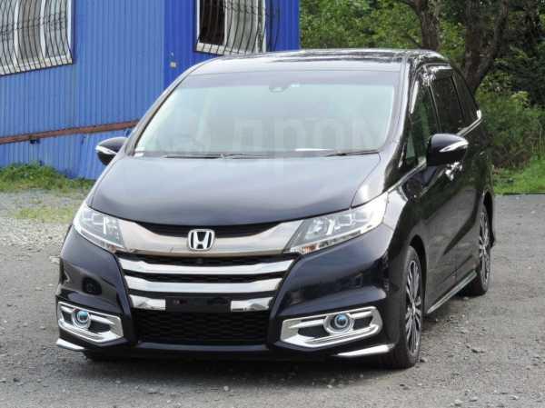Honda Odyssey, 2015 год, 1 450 000 руб.