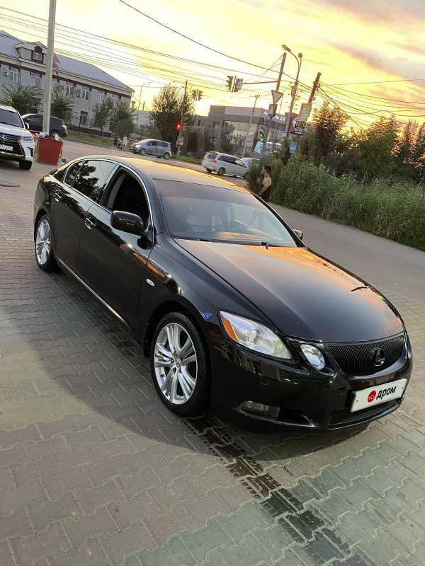 Lexus GS300, 2005 год, 760 000 руб.