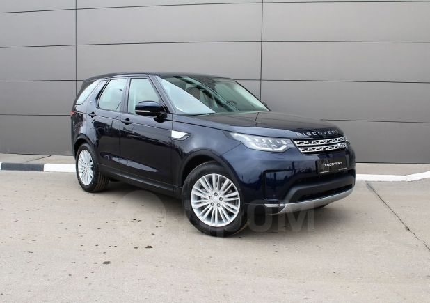 Land Rover Discovery, 2020 год, 6 011 000 руб.