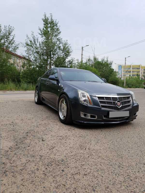 Cadillac CTS, 2011 год, 1 000 000 руб.
