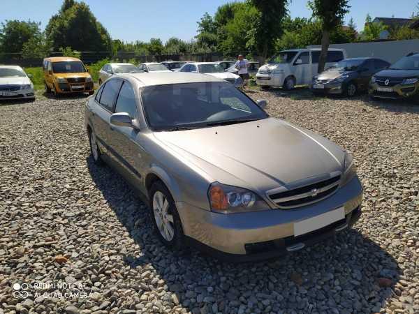 Chevrolet Evanda, 2004 год, 235 000 руб.