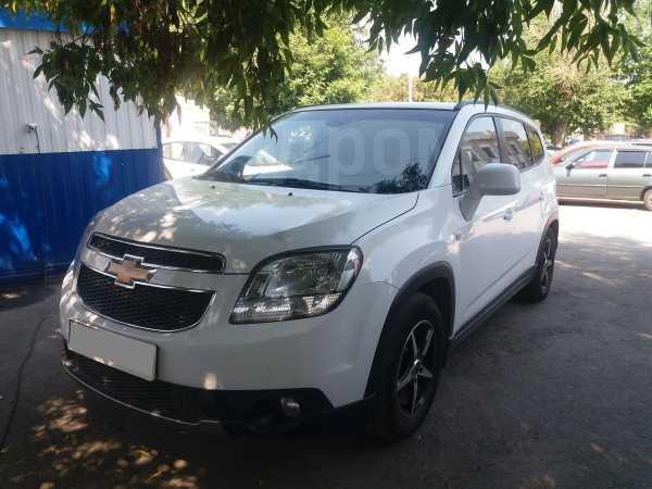 Chevrolet Orlando, 2011 год, 893 000 руб.
