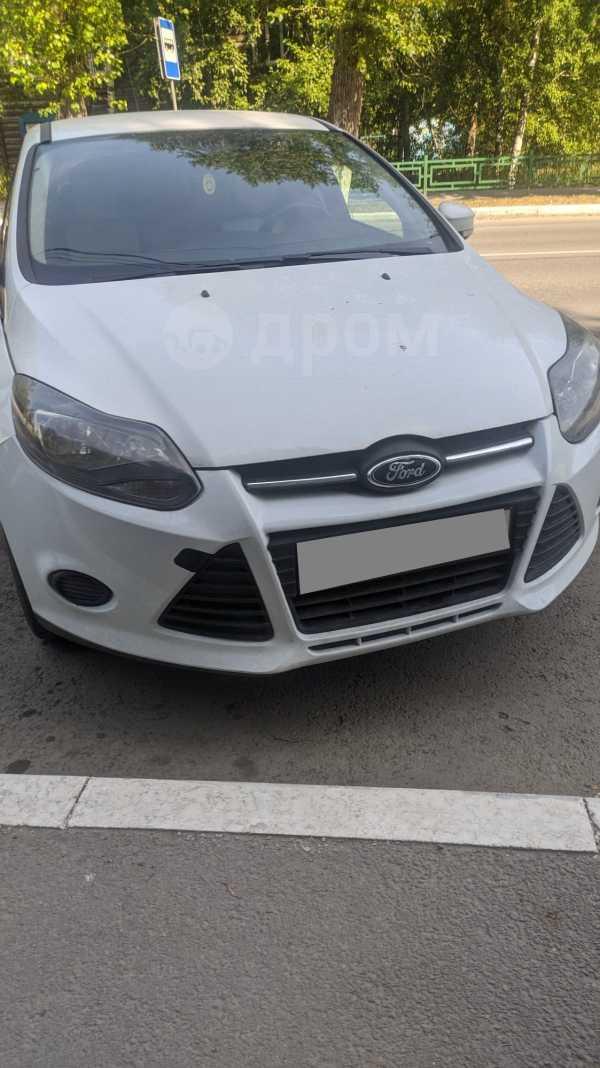 Ford Focus, 2012 год, 365 000 руб.