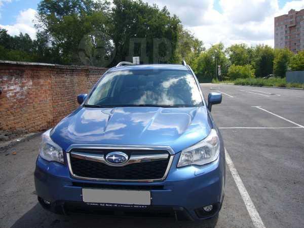 Subaru Forester, 2014 год, 1 250 000 руб.