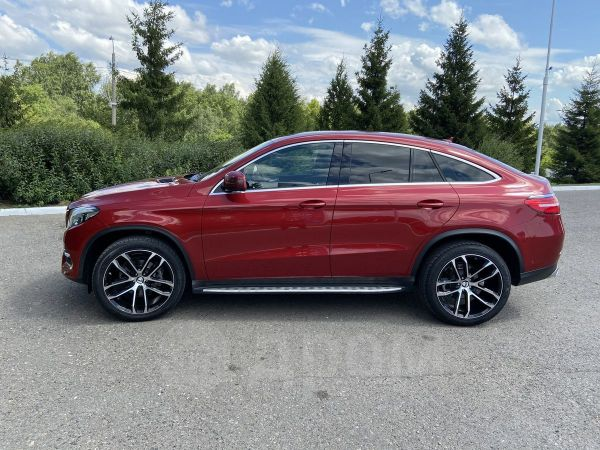 Mercedes-Benz GLE Coupe, 2015 год, 3 210 000 руб.