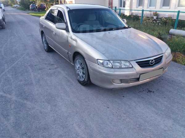 Mazda Capella, 2002 год, 135 000 руб.