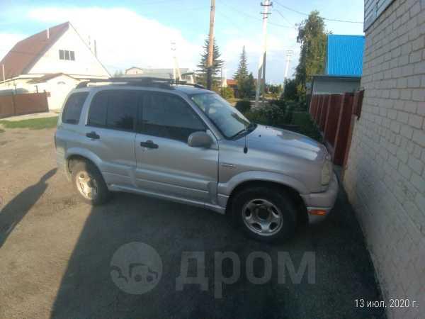 Suzuki Grand Vitara, 2002 год, 340 000 руб.