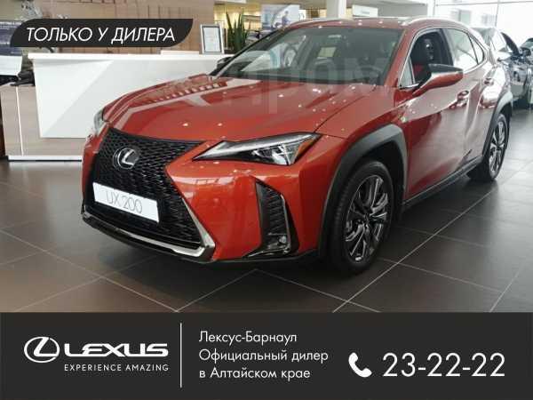 Lexus UX200, 2018 год, 2 190 000 руб.