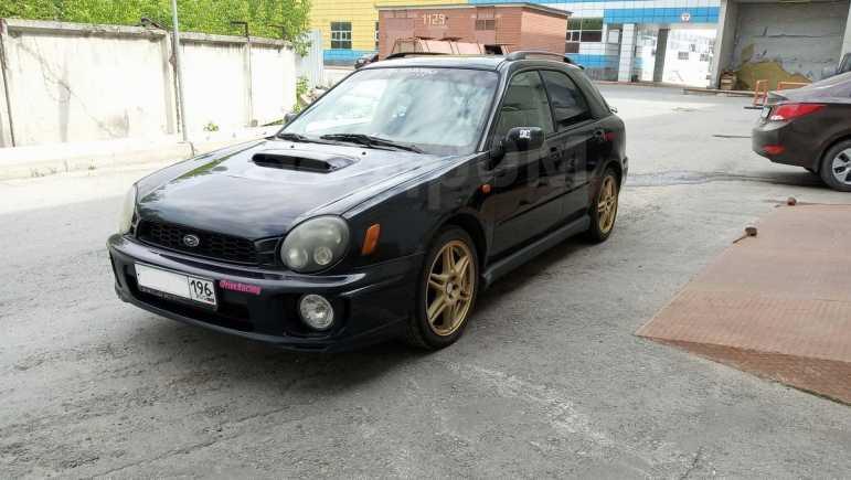 Subaru Impreza WRX, 2002 год, 360 000 руб.