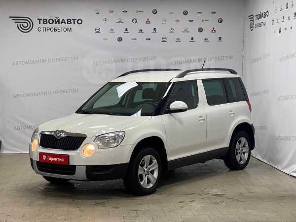 Skoda Yeti, 2013 год, 599 000 руб.