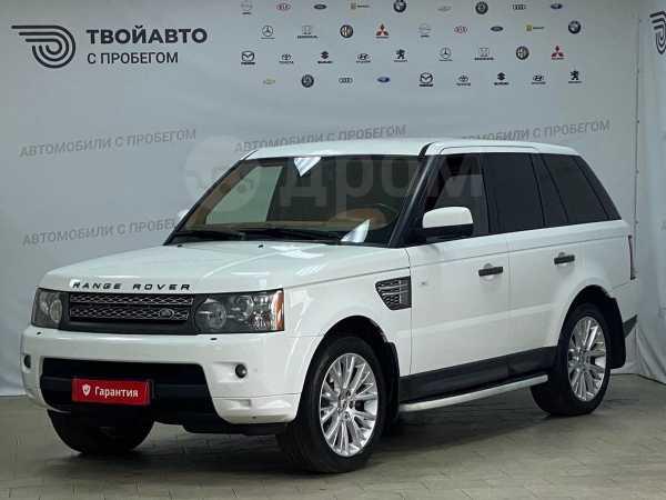 Land Rover Range Rover Sport, 2010 год, 1 070 000 руб.
