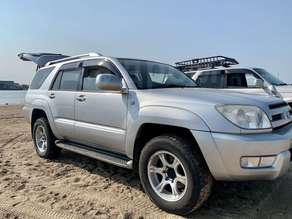 Toyota Hilux Surf, 2003 год, 1 055 000 руб.