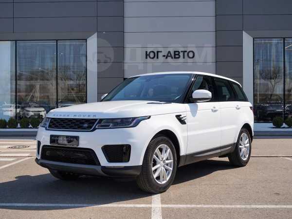Land Rover Range Rover Sport, 2020 год, 5 967 000 руб.