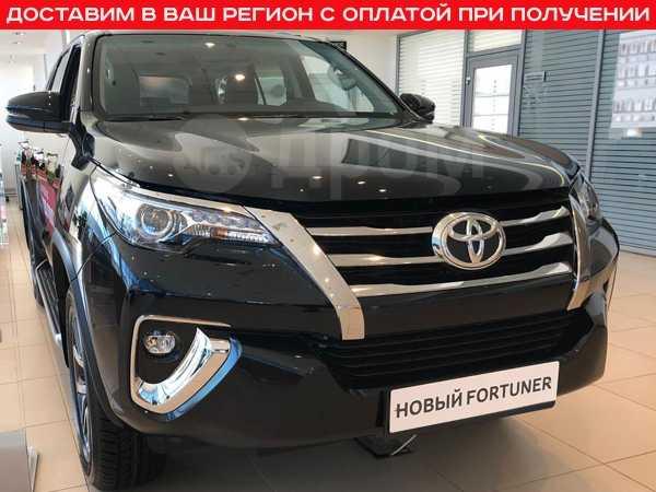 Toyota Fortuner, 2020 год, 2 917 000 руб.