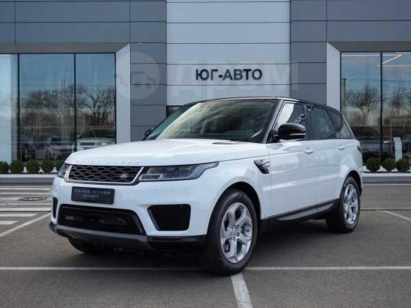 Land Rover Range Rover Sport, 2020 год, 6 141 000 руб.