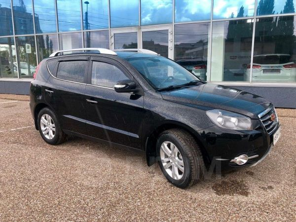 Geely Emgrand X7, 2016 год, 645 000 руб.