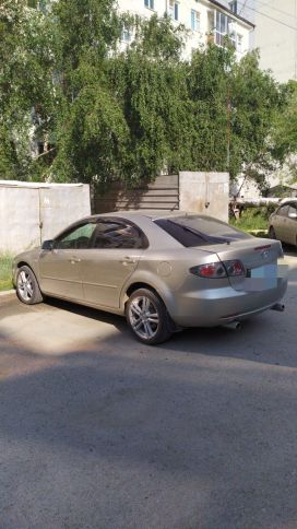 Якутск Mazda6 2007