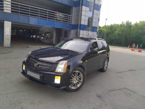 Cadillac SRX, 2008 год, 395 000 руб.