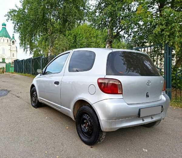 Toyota Vitz, 1999 год, 135 000 руб.
