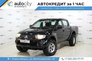 Новосибирск L200 2010
