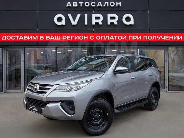 Toyota Fortuner, 2020 год, 2 306 000 руб.