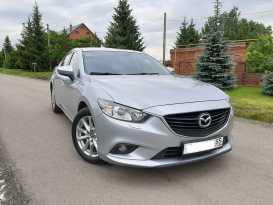 Омск Mazda Mazda6 2016