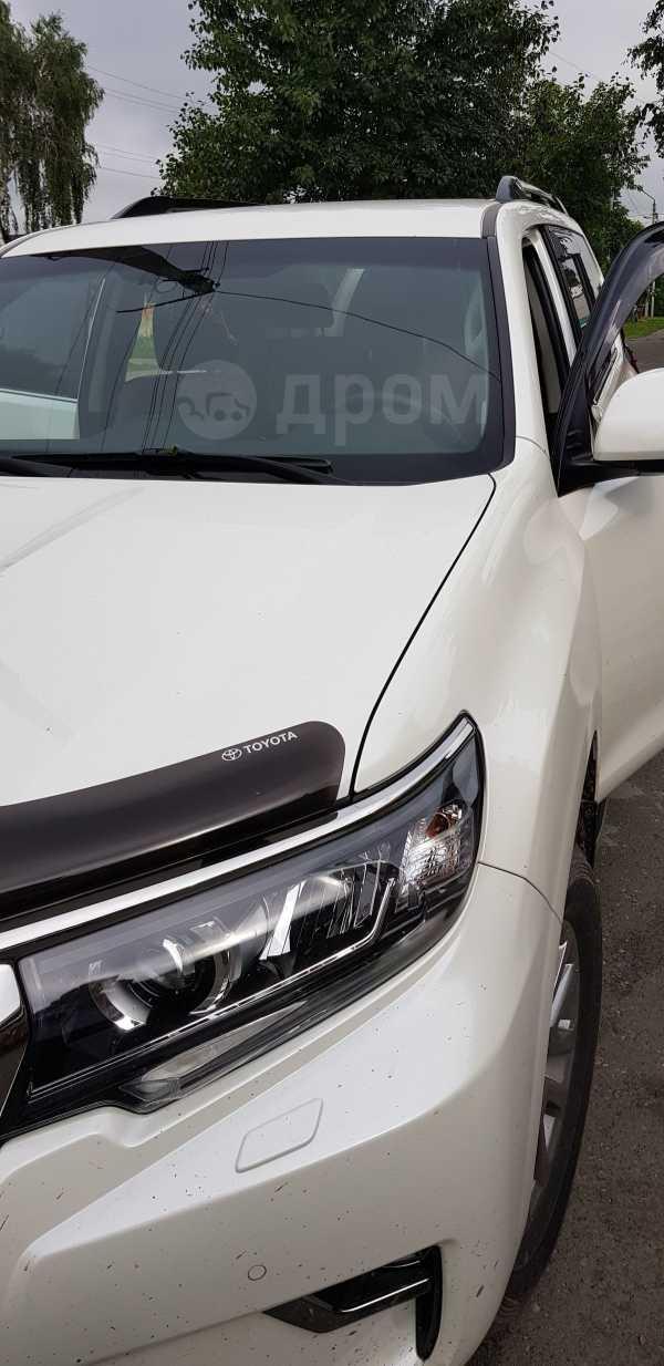 Toyota Land Cruiser Prado, 2017 год, 3 570 000 руб.