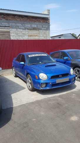 Барнаул Impreza WRX 2001