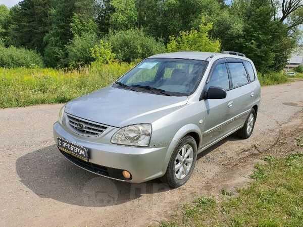 Kia Carens, 2003 год, 339 000 руб.