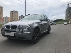 Липецк BMW X3 2005