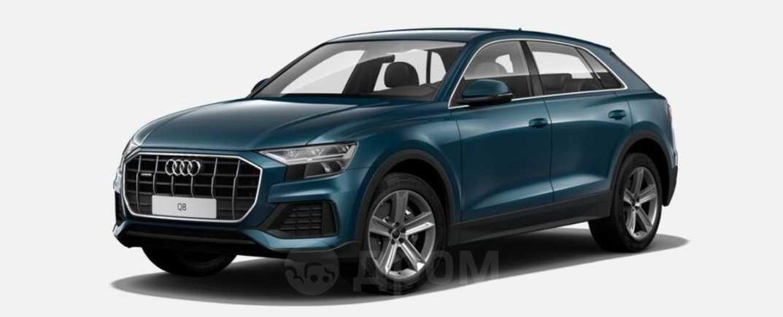 Audi Q8, 2019 год, 6 350 000 руб.