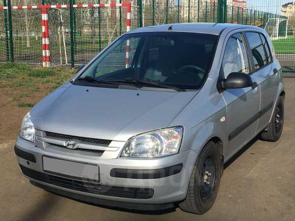 Hyundai Getz, 2004 год, 229 000 руб.