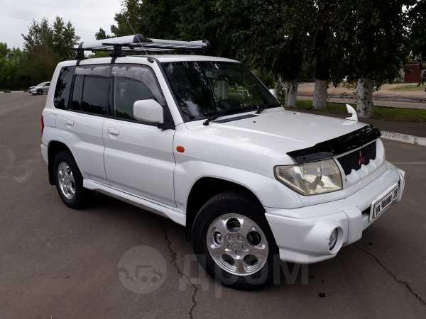 Mitsubishi Pajero iO, 2000 год, 340 000 руб.