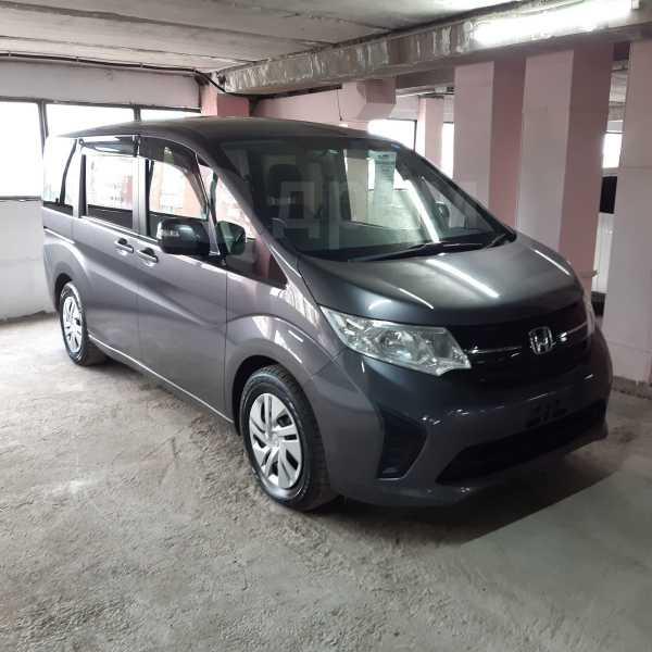 Honda Stepwgn, 2015 год, 1 180 000 руб.