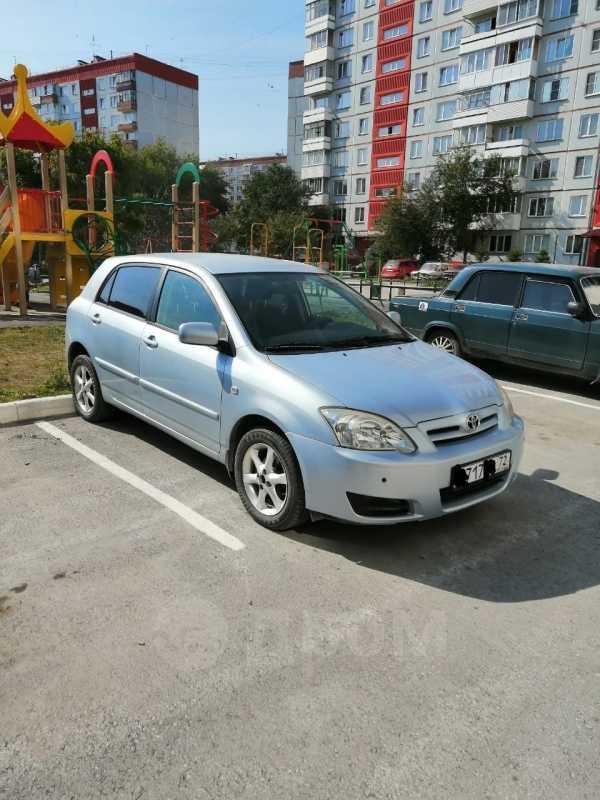 Toyota Corolla, 2005 год, 367 000 руб.